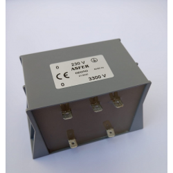 Transformador Ozono 3300V