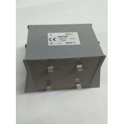 Transformador Ozono 4500 V...