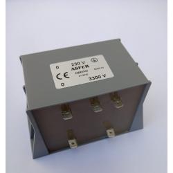 Transformador Ozono 3300V...